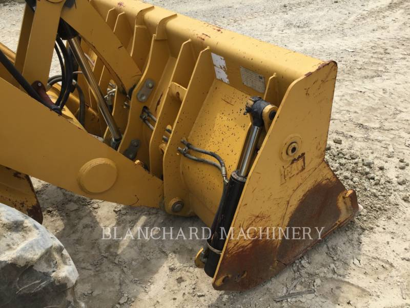 CATERPILLAR BAGGERLADER 420F equipment  photo 6