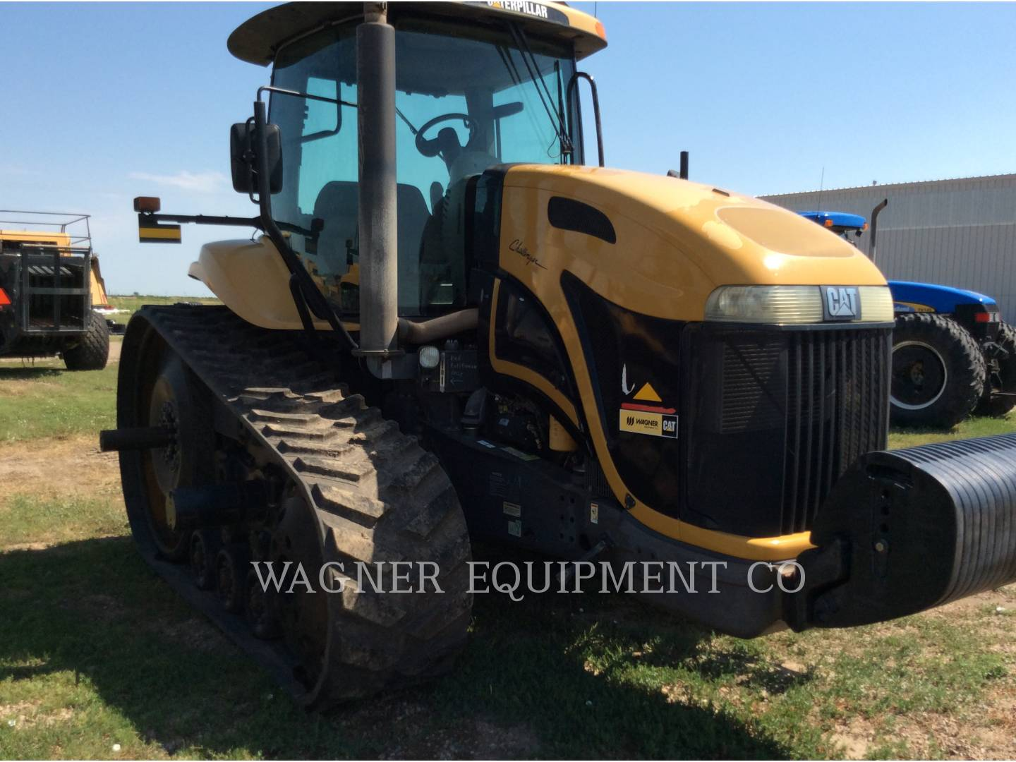 Detail photo of 2005 AGCO MT765 from Construction Equipment Guide