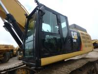 CATERPILLAR KETTEN-HYDRAULIKBAGGER 349FL equipment  photo 24