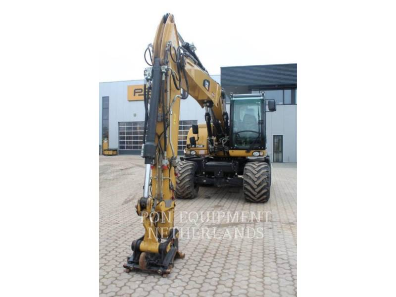CATERPILLAR WHEEL EXCAVATORS M313 D equipment  photo 20