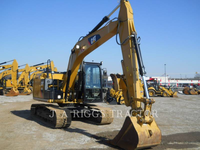 CATERPILLAR KETTEN-HYDRAULIKBAGGER 312E 9 equipment  photo 7