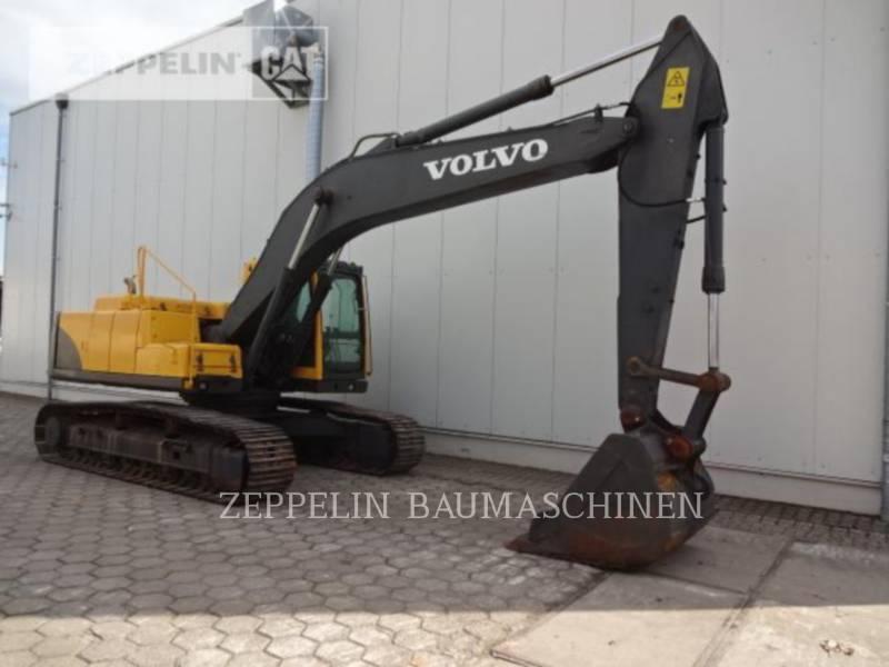 VOLVO CONSTRUCTION EQUIPMENT ESCAVADEIRAS EC210BLC equipment  photo 6