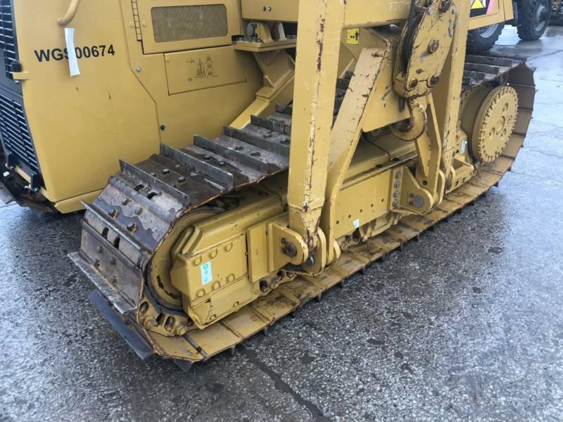 CATERPILLAR TRACTEURS POSE-CANALISATIONS PL61 equipment  photo 13