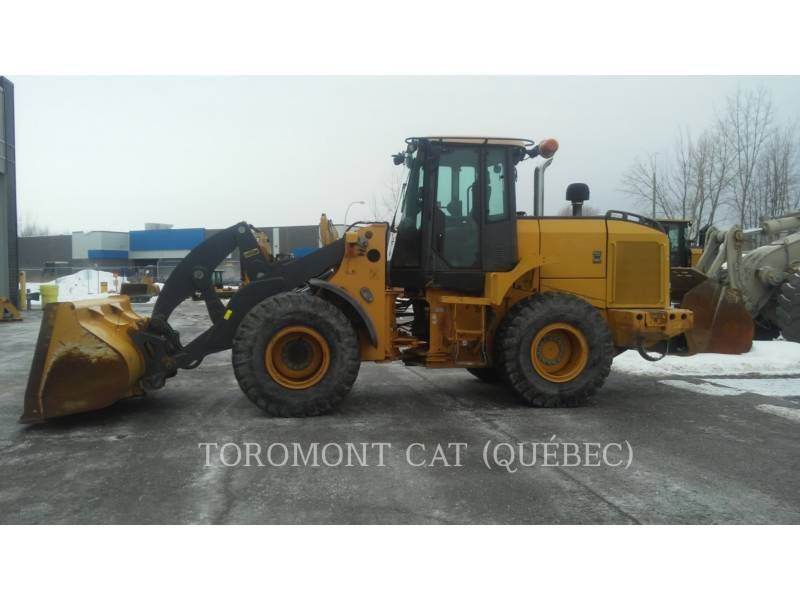 JOHN DEERE CARGADORES DE RUEDAS 624K equipment  photo 1