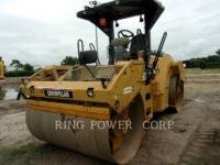 Equipment photo CATERPILLAR CB54 TANDEMVIBRATIONSWALZE, ASPHALT 1