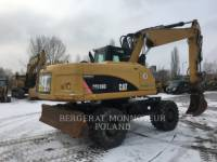 CATERPILLAR KOPARKI KOŁOWE M318D equipment  photo 5