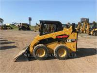 Equipment photo CATERPILLAR 242D 滑移转向装载机 1
