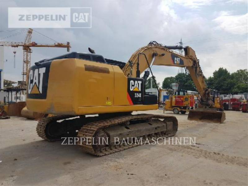 CATERPILLAR PELLES SUR CHAINES 324ELN equipment  photo 3