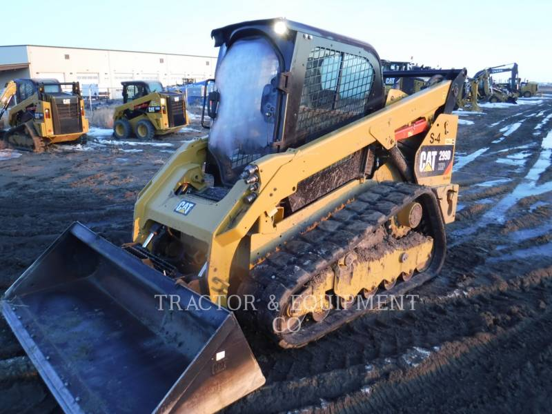 CATERPILLAR SKID STEER LOADERS 299D1 XHP equipment  photo 1