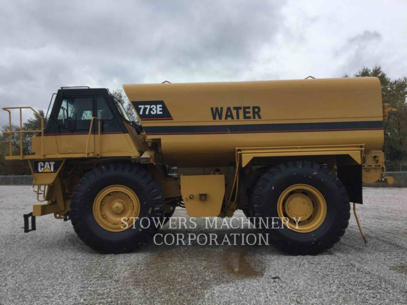 CATERPILLAR ARTICULATED TRUCKS 773E equipment  photo 5