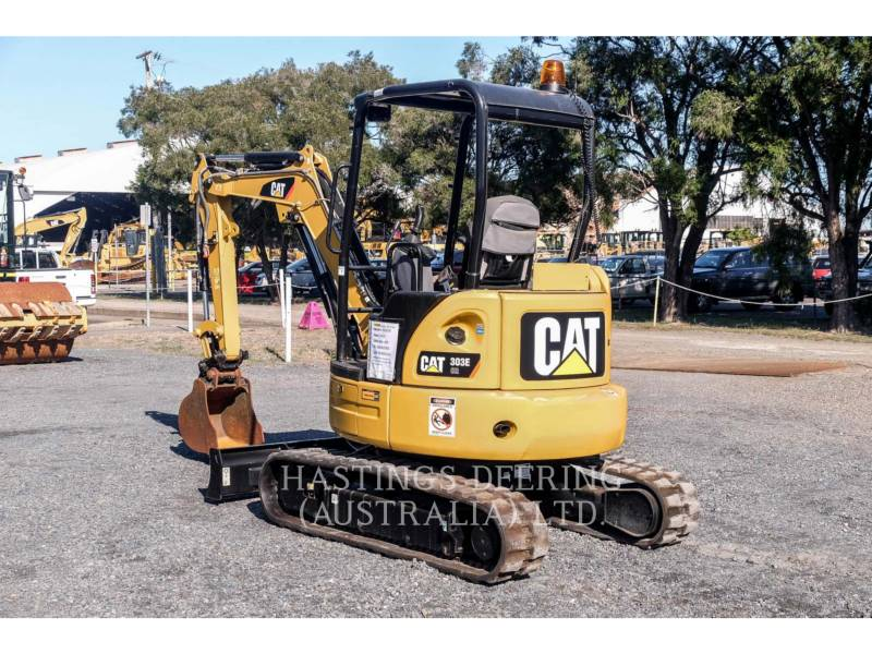 CATERPILLAR EXCAVADORAS DE CADENAS 303ECR equipment  photo 6