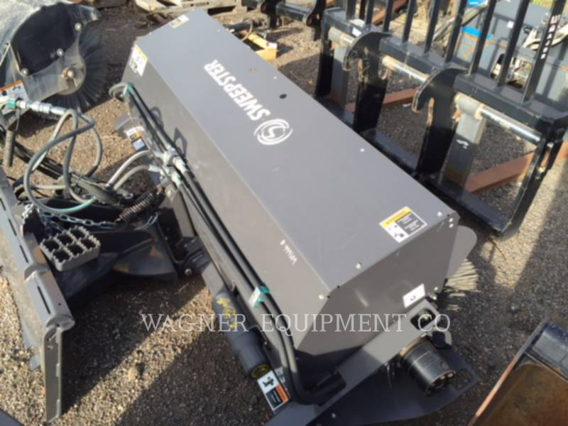 SWEEPSTER HERRAMIENTA DE TRABAJO - CEPILLO SSL/SB (22085MH-0022) equipment  photo 4