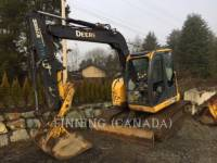Equipment photo JOHN DEERE 75G TRACK EXCAVATORS 1