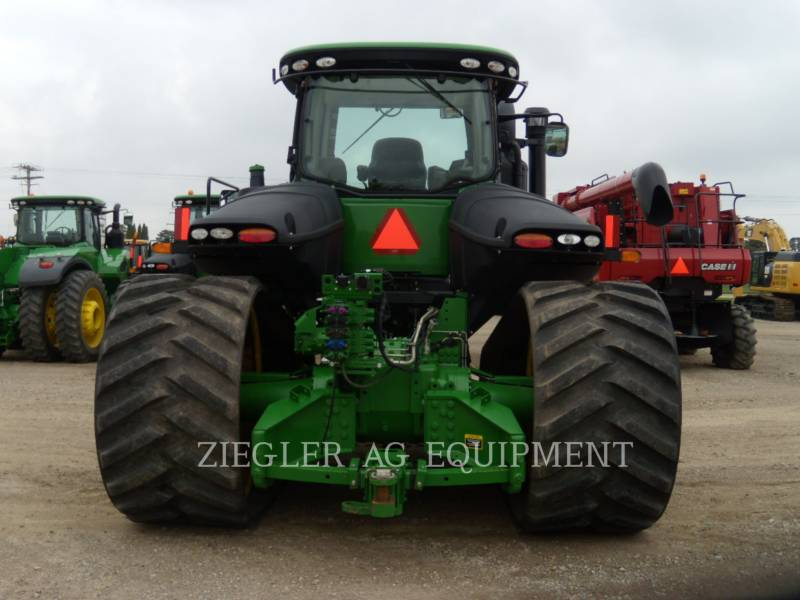 DEERE & CO. LANDWIRTSCHAFTSTRAKTOREN 9560RT equipment  photo 6