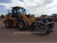 Equipment photo CATERPILLAR 950K FC WHEEL LOADERS/INTEGRATED TOOLCARRIERS 1