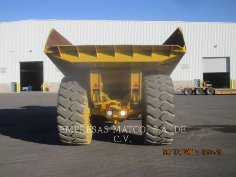 CATERPILLAR UNDERGROUND ARTICULATED TRUCK AD45B equipment  photo 8