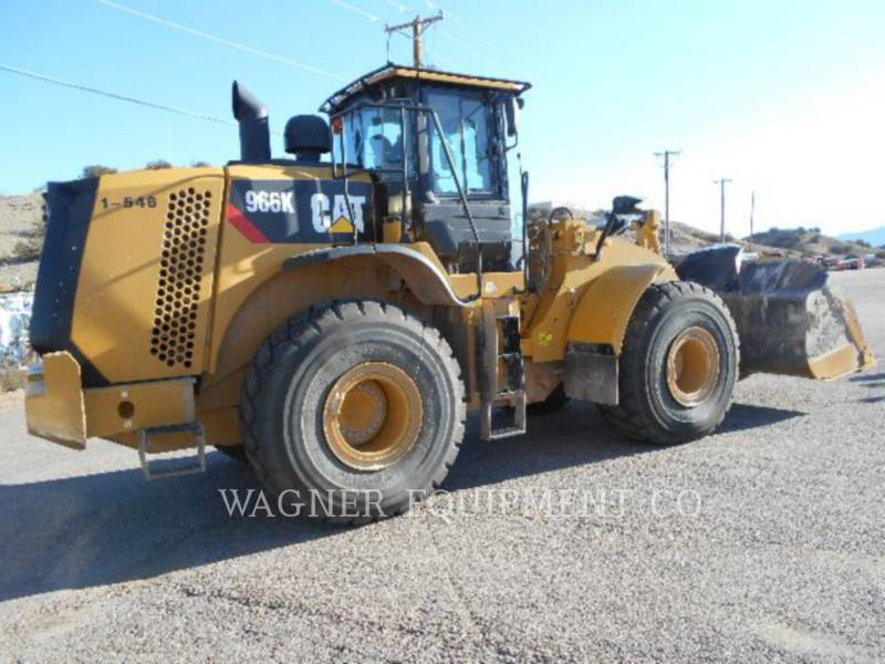 Caterpillar ÎNCĂRCĂTOARE PE ROŢI/PORTSCULE INTEGRATE 966K FC equipment  photo 2
