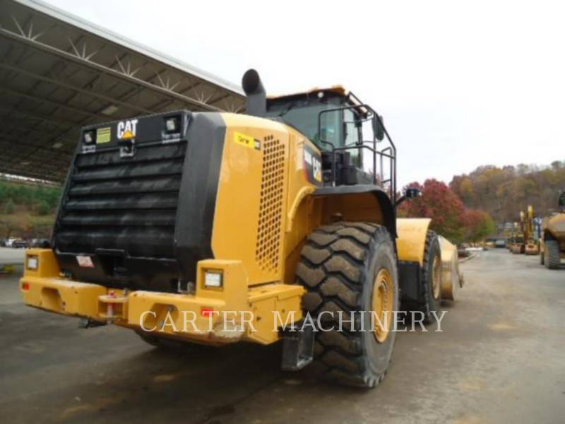 CATERPILLAR WHEEL LOADERS/INTEGRATED TOOLCARRIERS 980M HL equipment  photo 3
