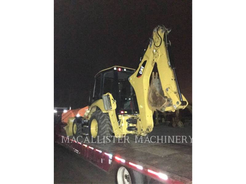 CATERPILLAR CHARGEUSES-PELLETEUSES 420 F 2 equipment  photo 3