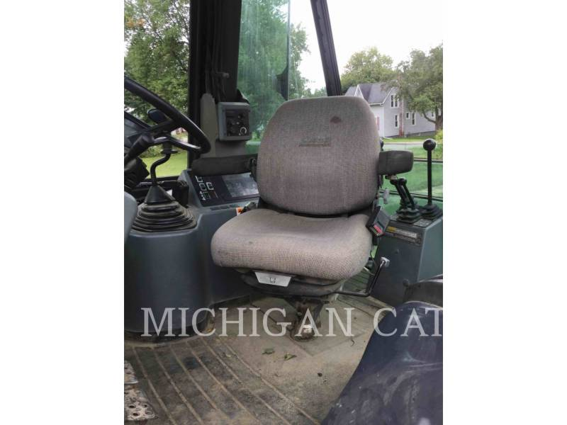 CASE BACKHOE LOADERS 580SL equipment  photo 5