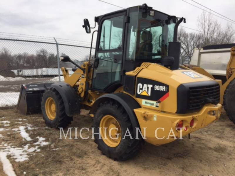 CATERPILLAR WHEEL LOADERS/INTEGRATED TOOLCARRIERS 908H2 AR equipment  photo 3