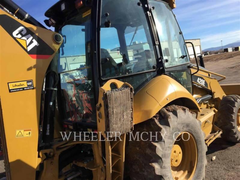 CATERPILLAR BACKHOE LOADERS 420E E equipment  photo 4