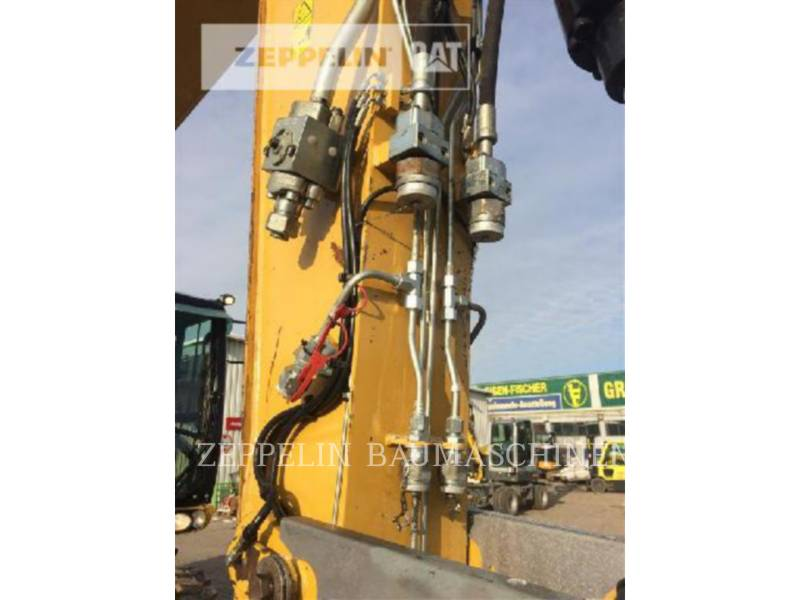 CATERPILLAR WHEEL EXCAVATORS M316D equipment  photo 9