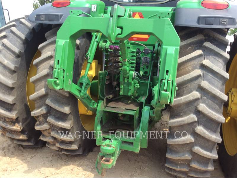 DEERE & CO. AG TRACTORS 8360R equipment  photo 4