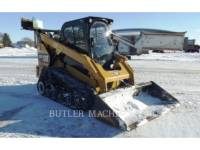 CATERPILLAR CHARGEURS COMPACTS RIGIDES 297D equipment  photo 2