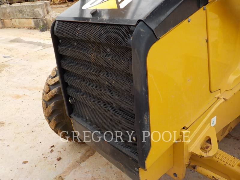 CATERPILLAR BAGGERLADER 416FST equipment  photo 15