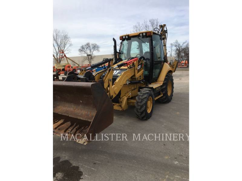 CATERPILLAR TERNE 420FIT equipment  photo 2