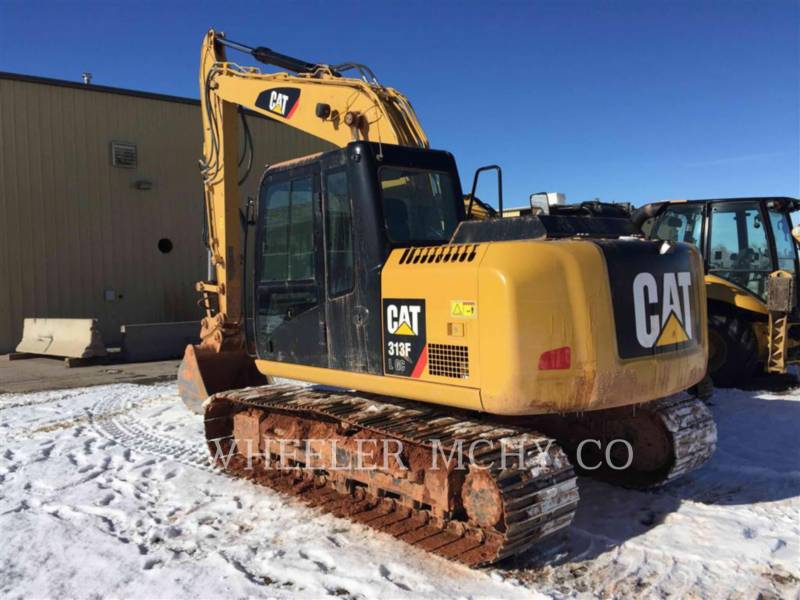 CATERPILLAR PELLES SUR CHAINES 313F GC CF equipment  photo 1