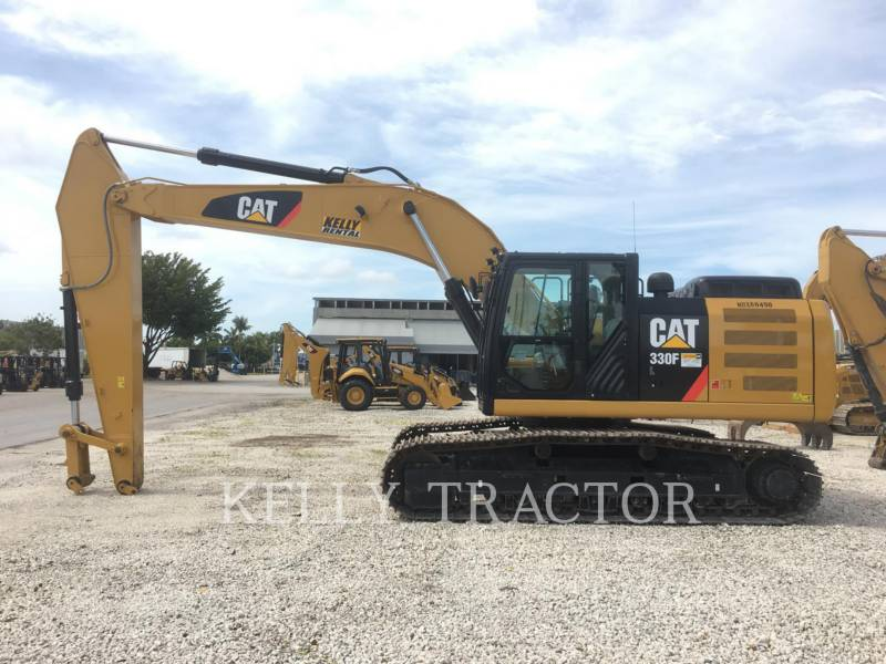 CATERPILLAR PELLES SUR CHAINES 330FL equipment  photo 2