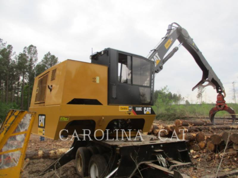 CATERPILLAR CHARGEURS DE GRUMES 559C equipment  photo 4