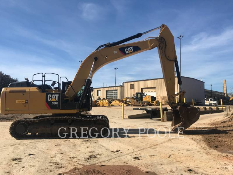 CATERPILLAR ESCAVATORI CINGOLATI 336EL equipment  photo 5
