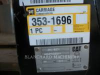 CATERPILLAR PALE COMPATTE SKID STEER 242D equipment  photo 14