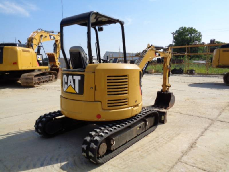 CATERPILLAR ESCAVATORI CINGOLATI 303.5ECR equipment  photo 12