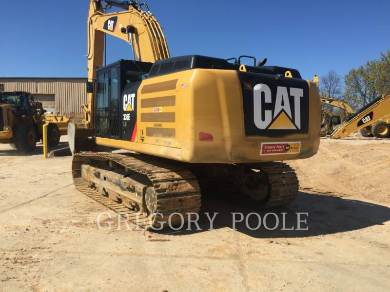 CATERPILLAR TRACK EXCAVATORS 336ELH equipment  photo 13