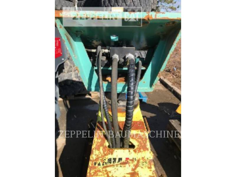 RAMMAX  VIBRATORY PLATE COMPACTOR Prim.-Prod. Komponen equipment  photo 4