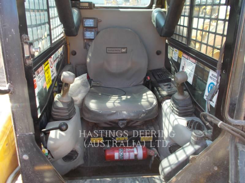 CATERPILLAR DELTALADER 247B3LRC equipment  photo 9