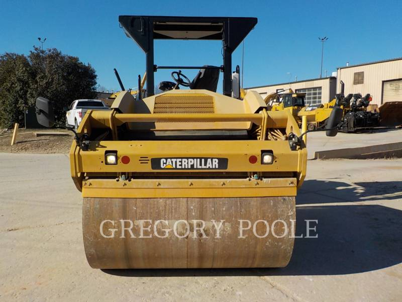 CATERPILLAR TANDEMOWY WALEC WIBRACYJNY DO ASFALTU (STAL-STAL) CB-54 equipment  photo 15