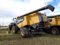LEXION COMBINE KOMBAJNY LX580R equipment  photo 5