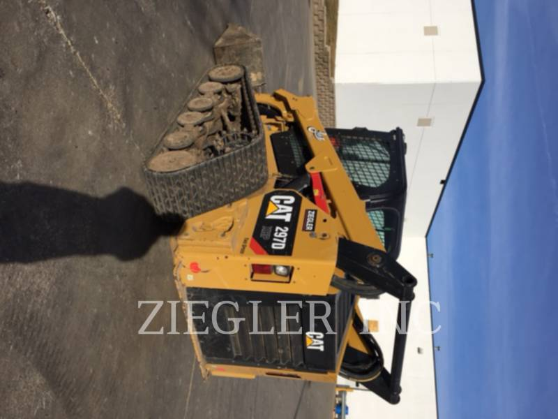 CATERPILLAR DELTALADER 297DXHP equipment  photo 4