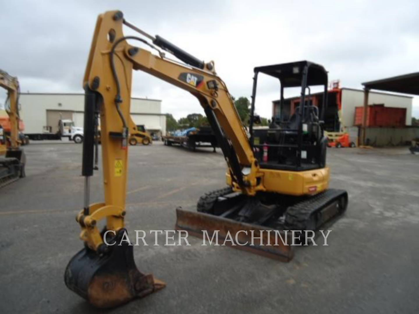 2015 CATERPILLAR 303.5E2CR