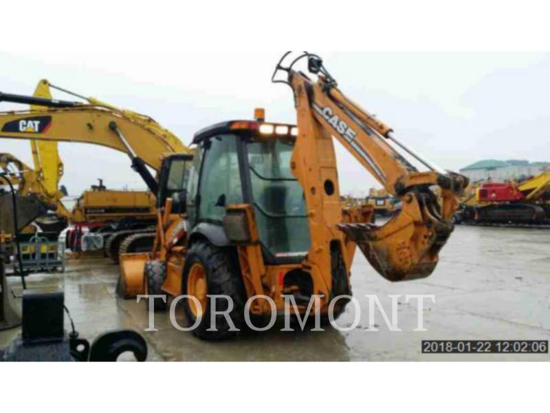 CASE/NEW HOLLAND RETROEXCAVADORAS CARGADORAS 580 equipment  photo 4