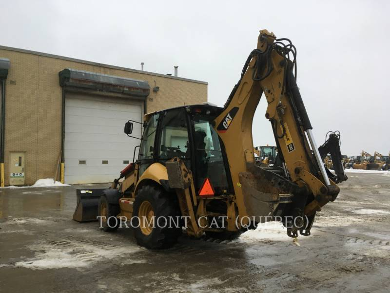 CATERPILLAR バックホーローダ 430EIT equipment  photo 3