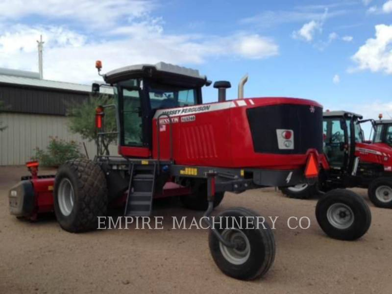 MASSEY FERGUSON Echipamente agricole pentru cosit MFWR9740 equipment  photo 4