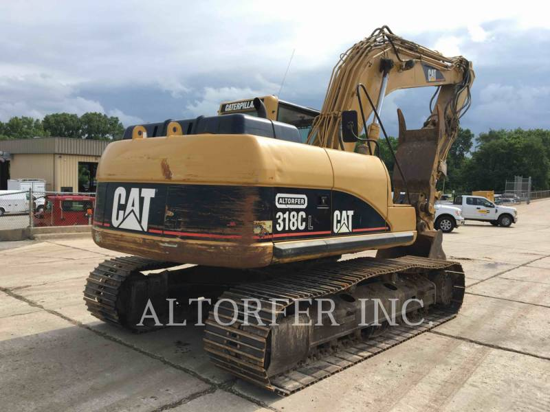 CATERPILLAR EXCAVADORAS DE CADENAS 318CL equipment  photo 8