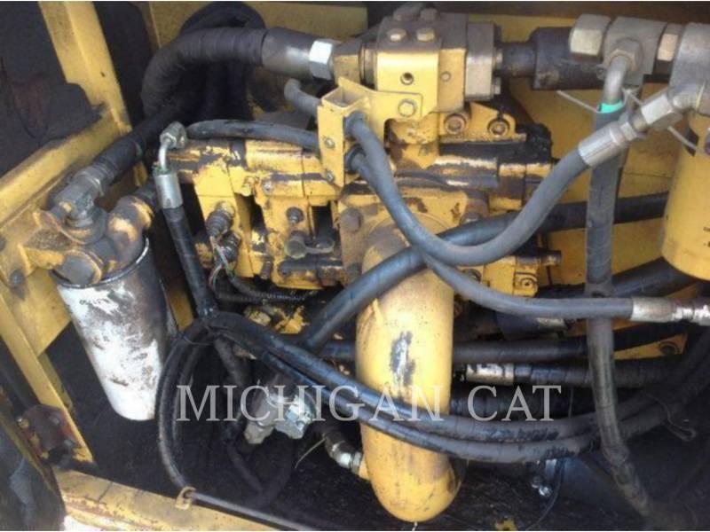 CATERPILLAR TRACK EXCAVATORS 330CL MH equipment  photo 20