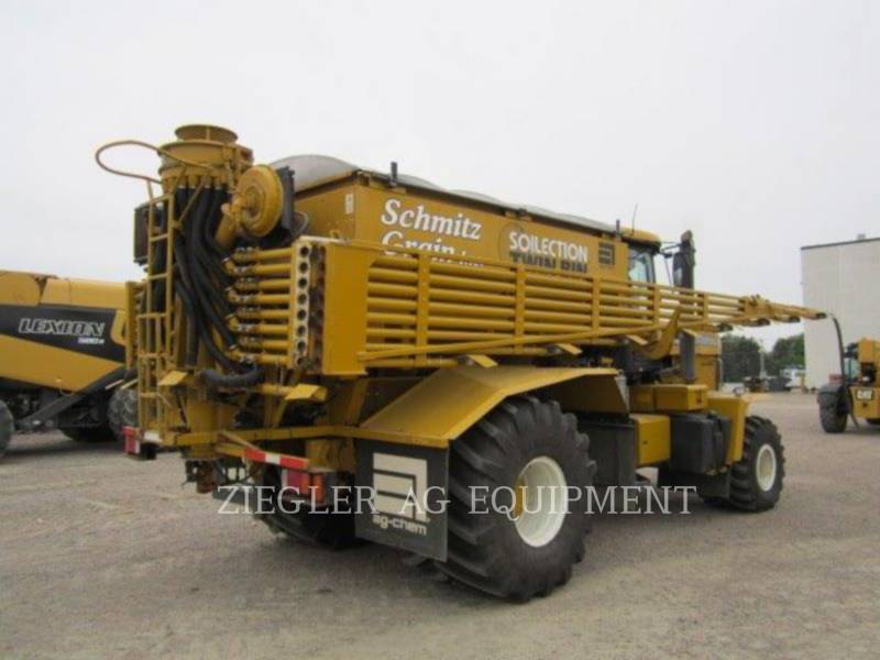 AG-CHEM FLOTOARE 8204 equipment  photo 7